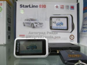 Сигнализация СтарЛайн Е90